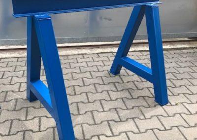 Schwerlast-/Stahlböcke